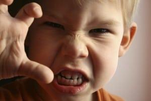 De ce e copilul nervos